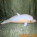 Дельфин Софтик голубой
