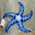 Мягкая игрушка Морская Звезда (синяя)