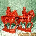 Римляне красные (всадники)