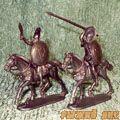 Солдатики Греки (всадники)