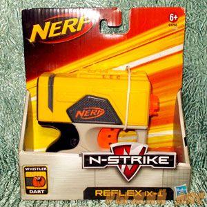 Бластер Nerf Reflex IX-1