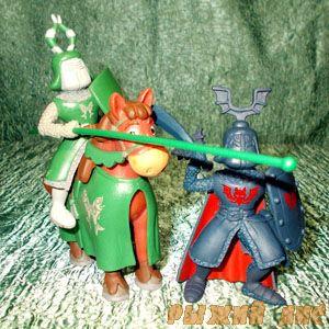 Комплект фигурок Рыцарей