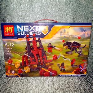 Конструктор Nexo Soldiers Тяжелая Катапульта