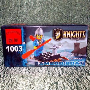 Конструктор Рыцарь 1003 (31 деталей)