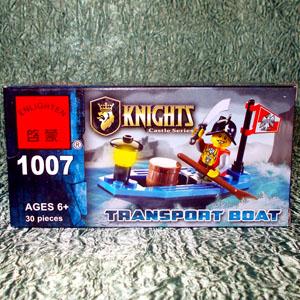 Конструктор Рыцарь 1007 (30 деталей)