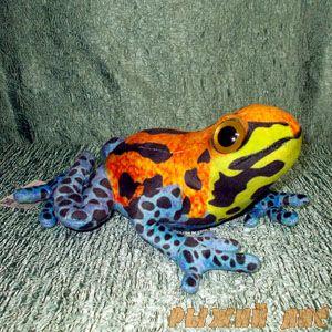 Лягушка Тропическая