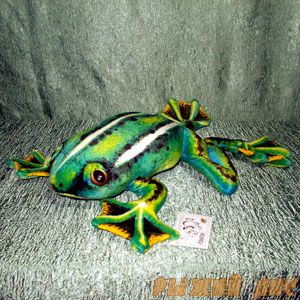 Мягкая игрушка Лягушка Древесная