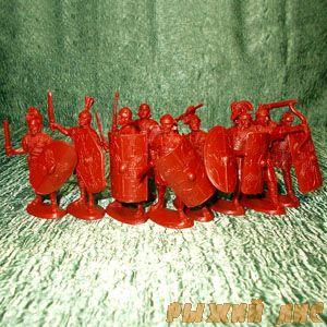Римляне красные (пехота)