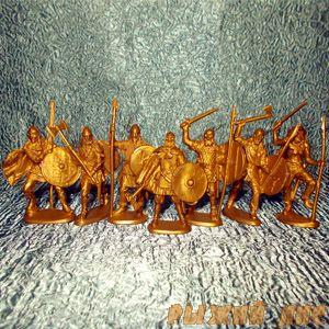 Викинги золотые (пехота)