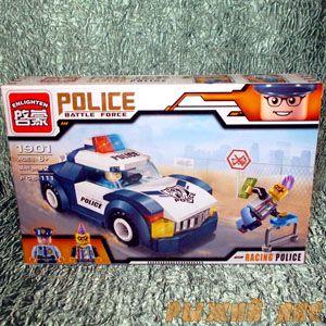 """Полиция - """"Погоня"""" (111 деталей)"""