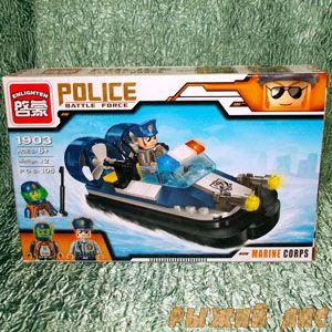 """Полиция - """"Морской корпус"""" (105 деталей)"""