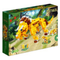 Конструктор Динозавр (289 деталей)