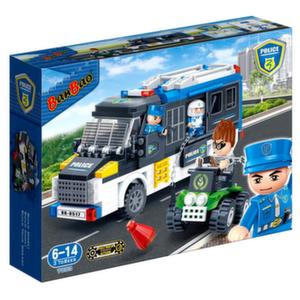 Полицейская машина (325 деталей)