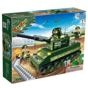Конструктор Танк (330 деталей)