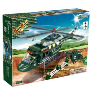 Военный вертолет-спасатель (263)