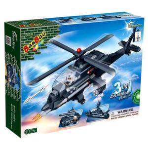 3 в 1: Вертолет, Танк, Корабль