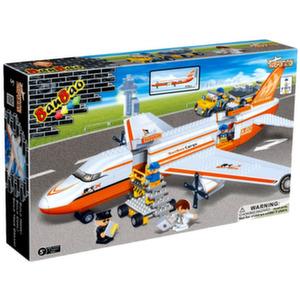 Гражданский Самолет (660 деталей)