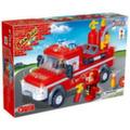 Пожарный джип (158 деталей)