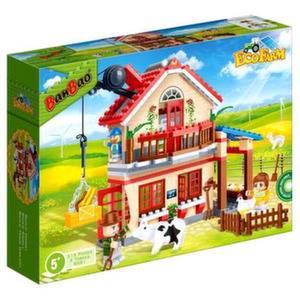 Фермерский домик (315 деталей)