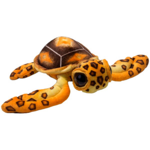 Черепаха большая коричневая 60 см