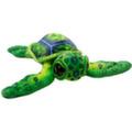 Черепаха большая зеленая 60 см