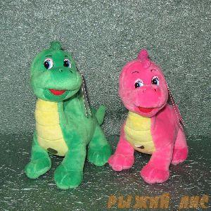Динозаврик Зеленый(муз.)