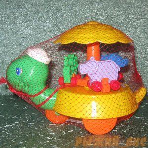 Черепашка Фредди (в сеточке)