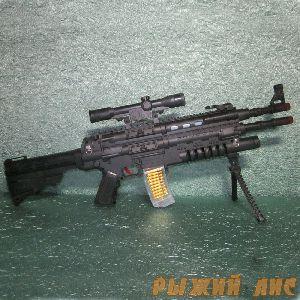 Автомат LR-300