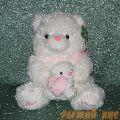 Медведь с детенышем