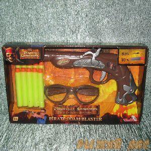 Пиратский пистолет с пулями