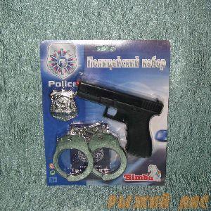 Полицейский набор №2