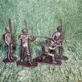 Русские Гренадеры 1812 года (4 шт)