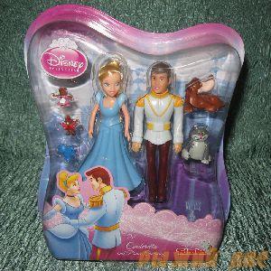 Золушка с принцем