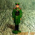 Офицер в фуражке (крашеный)