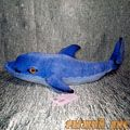 Дельфин Афалина малый (синий)