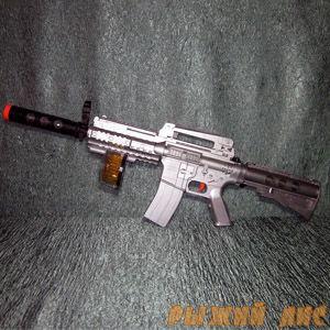 Винтовка М-16 (звук, свет)