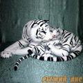 Мягкая игрушка Белый Тигр с детёнышем