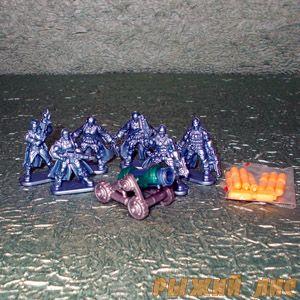 Набор Бронепехота №1 (Рейдеры)