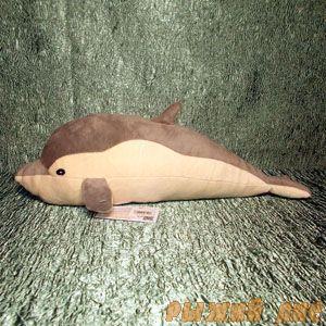 Дельфин Софтик серый