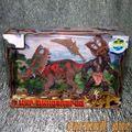 Монстр + Динозавр. Вид №2.