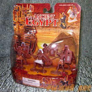 Солдатики Египтяне. Вид №1.