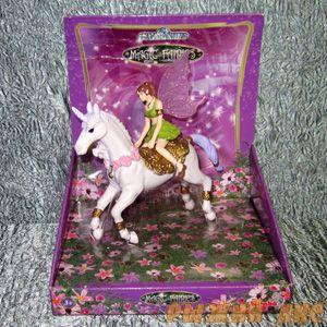 Фея на Единороге Magic Fairies