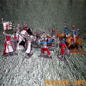 Крестоносцы и Сарацины