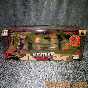 Военный набор с танком