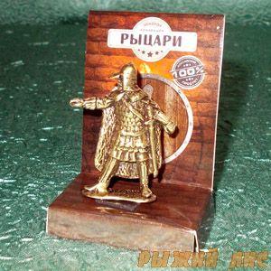 Русский Воевода (латунь)