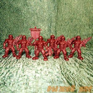 Легкая линейная пехота