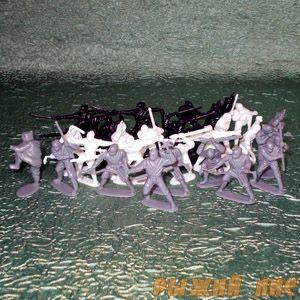 Набор солдатиков Ниндзя