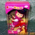 Кукла Маша на велосипеде