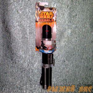 Раздвижной лазерный меч