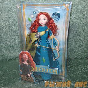 Принцесса Мерида с луком